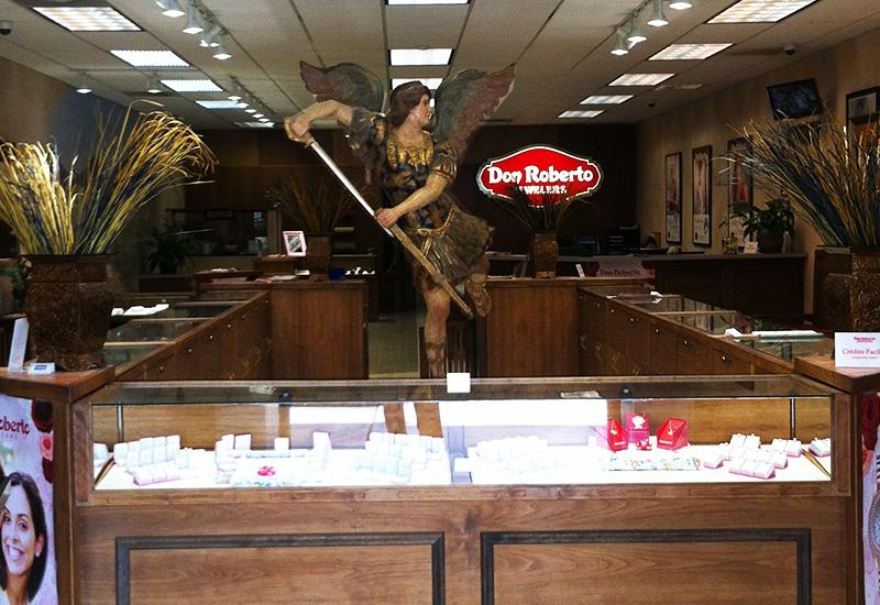 Don Robertos Jewelry Store
