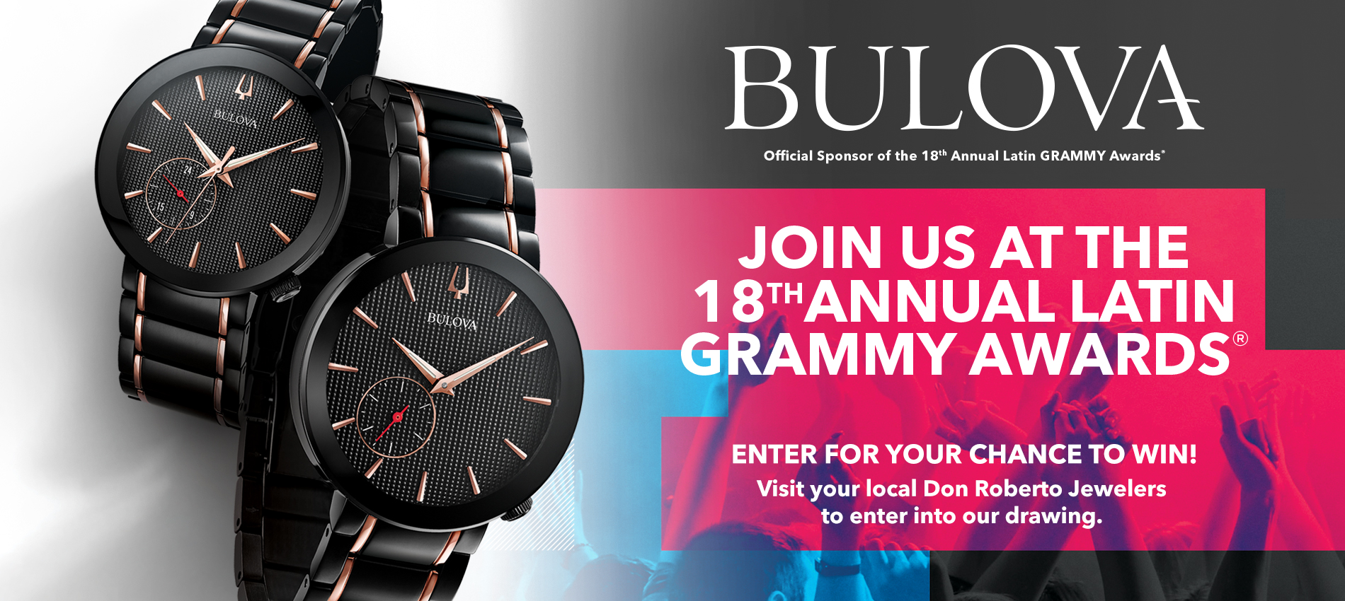 Enter to Win Two Tickets to the 18th Annual Latin Grammy Awards